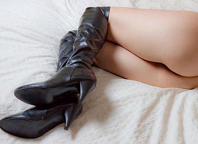 Frauen in Stiefeln