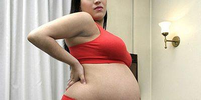 Schwangere Teens